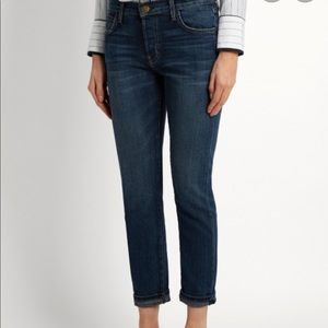 Current/Elliott The Slouchy Skinny Loved Jeans 25